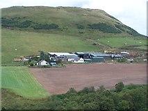 NS2472 : Sheilhill Farm by william craig
