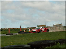 SH3369 : Motor Rallying at  Anglesey Race Circuit (Ty Croes) by IB