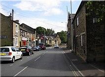 SE1321 : Rastrick, Church Street by Humphrey Bolton