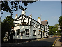 SJ2286 : The Ring o' Bells, West Kirby by Sue Adair