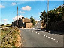 SE0730 : Lanes near Causeway Foot by David Spencer