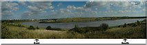 SJ5786 : River Mersey panorama by andy