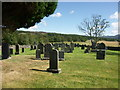 NH2712 : Dalchreichart Old Burial Ground by J M Briscoe