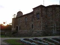 TL9925 : Colchester Castle by Glyn Baker