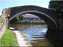 SE1537 : Junction Bridge, Shipley by Mark Morton
