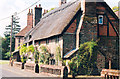 SU7037 : Clinker Cottage, Chawton, Hampshire by Marion Dutcher