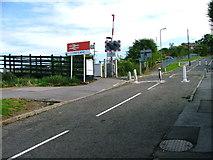 NZ5315 : Gypsy Lane Crossing by Mick Garratt