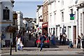 SW9872 : Molesworth Street, Wadebridge by Ron Strutt