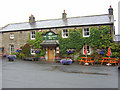 NY7286 : The Pheasant, Stannersburn by Peter Brooks