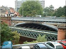 NS5666 : Partick Bridge by william craig