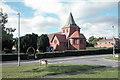 SJ3670 : Parish Church by Dennis Turner