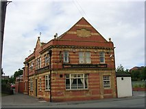 SJ8297 : The Bricklayer's Arms by Keith Williamson
