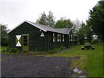 NY8483 : Bellingham Youth Hostel by Dave Dunford