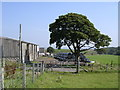 NS5075 : East Muirhouses Farm by Chris Upson