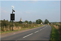 SO7729 : 'Environmentally Friendly' Speed Warning by Philip Halling