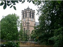 SE4245 : The Church of St. Mary the Virgin, Boston Spa by John Davidson