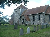 SU8518 : Bepton Church, West Sussex by Anthony Brunning