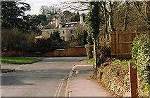 SS9412 : Tiverton: top of Wellbrook Street by Martin Bodman