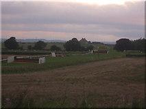 NZ3428 : Sedgefield Racecourse by Chris