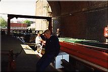 SJ8297 : Hulme Lock, Bridgewater Canal, Manchester by S Parish