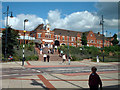 SU6352 : Basingstoke station by Peter Jordan