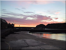 NO8785 : Stonehaven Harbour by Lloyd Housley