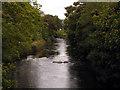 NY0008 : River Ehen, below Thornhill by Nigel Monckton