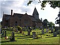 SO7452 : Alfrick Church by Bob Embleton