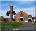 TQ3763 : The Good Shepherd RC church, New Addington CR0 by Philip Talmage