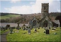 SX1156 : St Winnow Church by Humphrey Bolton