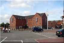 TA2609 : Alexandra Dock Business Centre by David Wright