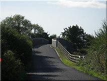 SU3890 : Denchworth Road Bridge by Alec Samler