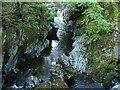 SN7773 : Pont Dologau by Rudi Winter