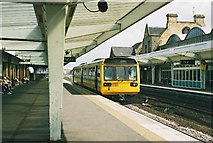 NZ4920 : Middlesbrough railway station by Dr Neil Clifton