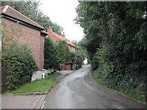 SK5855 : Ricket Lane, Blidworth by Tom Courtney