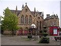 NS5565 : New Govan Church of Scotland by Chris Upson