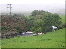 NR7625 : Glenlussa Water, close to Peninver, Kintyre. by Gary Sutherland
