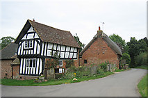 SP2050 : Preston on Stour, Thatched Cottage by Dave Bushell