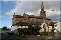NS5036 : Galston Parish Church, Ayrshire by L J Cunningham