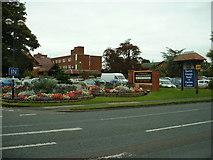 SD5137 : Barton Grange Garden Centre & Hotel by David Medcalf