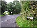 H4667 : Freughmore crossroads by Kenneth  Allen
