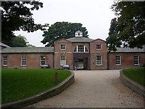SD8304 : Farm Centre, Heaton Park by Keith Williamson