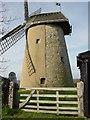 SZ6387 : Bembridge Windmill by Crispin Purdye