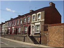 SJ3588 : Corn Street, Toxteth by Sue Adair