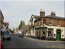 SJ3787 : Restaurants and pubs in Lark Lane. by Sue Adair