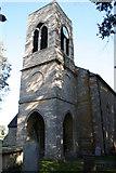 SK9485 : St.Andrew's church, Fillingham, Lincs. by Richard Croft
