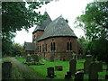 SE8309 : The church of St. John the Baptist by Jon Clark