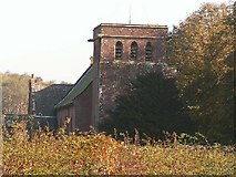 NY1942 : Allhallows Church, Fletchertown by Nigel Monckton