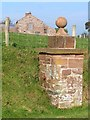 NY2044 : Crookdake Hall entrance and Low Aketon by Nigel Monckton