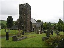 SS9531 : BROMPTON REGIS, Somerset by ChurchCrawler